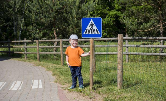знаки которые должен знать ребенок